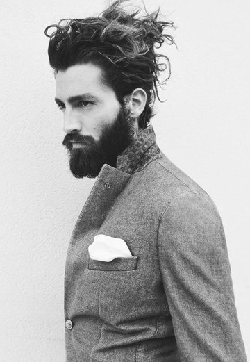 Hair Trend Inspiration for the Groom // PopHairCuts // Engaged.nl