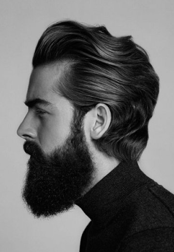 Hair Trend Inspiration for the Groom // MensWearStyle // Engaged.nl
