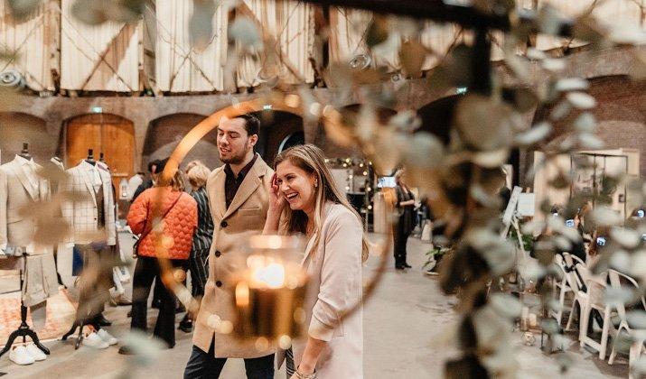 5 redenen waarom je een trouwbeurs moet bezoeken