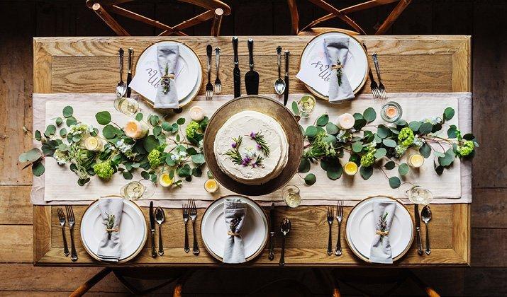 De 10 tofste essentials van In Style Styling voor jullie huwelijksdiner!