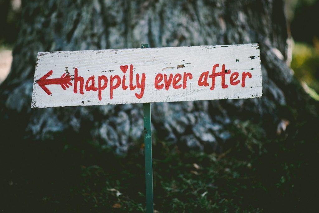 Net getrouwd? Blijf ook na het trouwen op jullie roze wolk.
