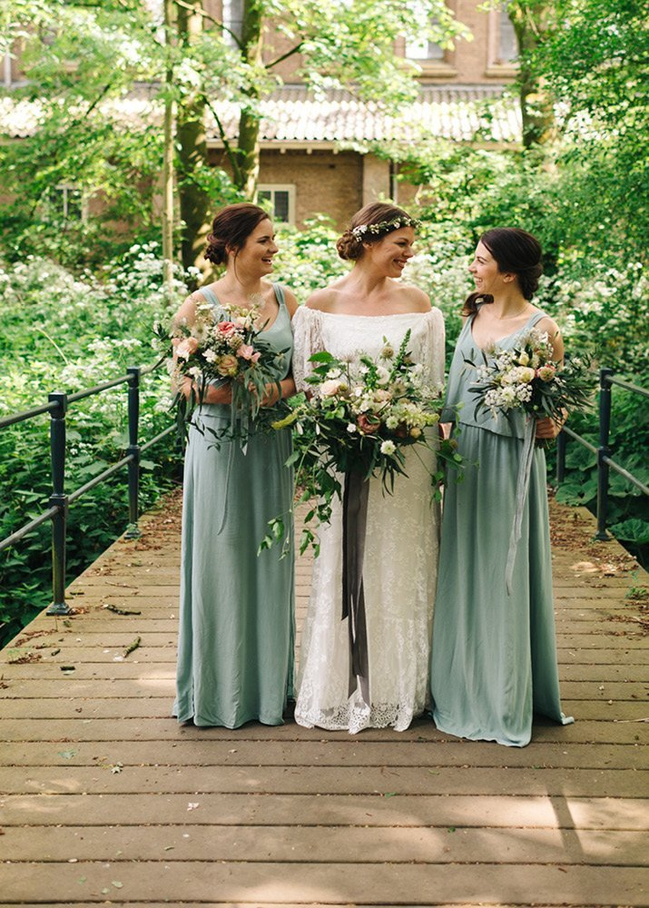 7 tips voor de jurken van je bruidsmeiden