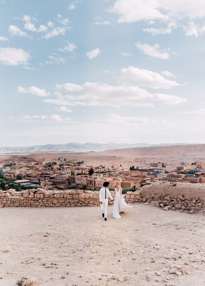 Styled shoot: The Moroccan dream in Ait Ben Haddou
