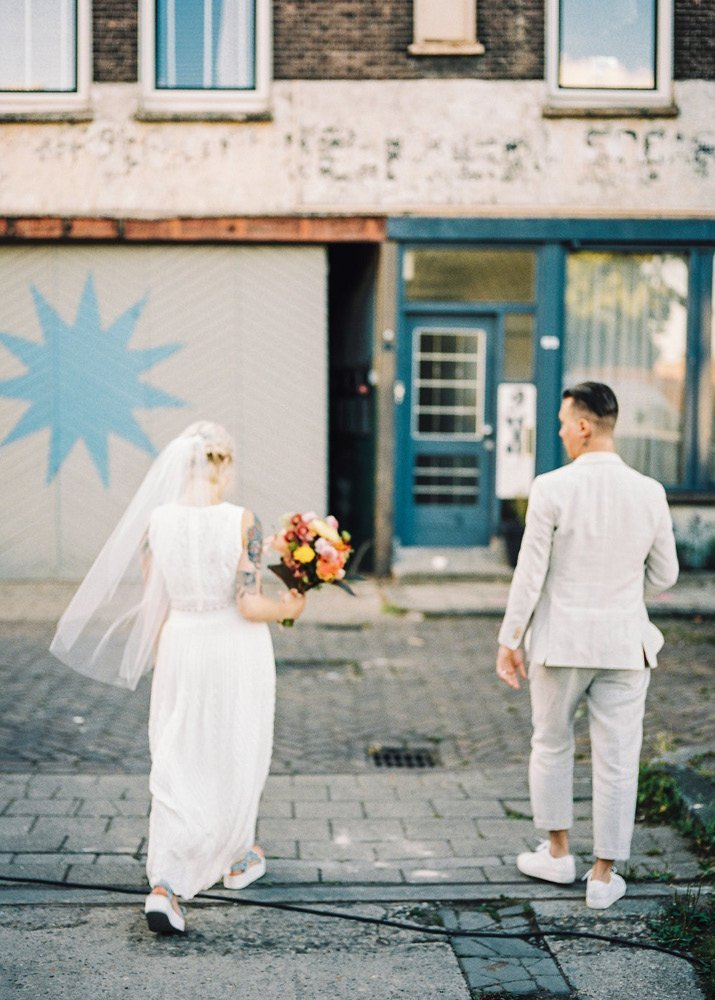 De 9 tofste vervoersopties voor je bruiloft