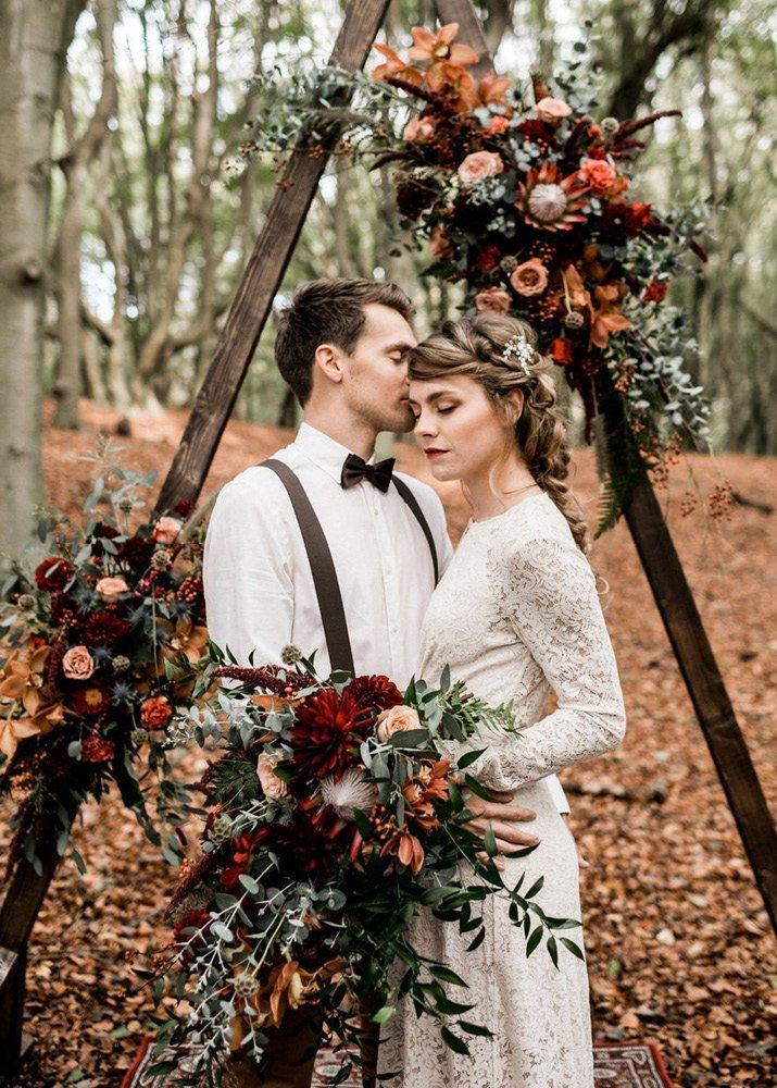 Styled shoot: vintage herfst