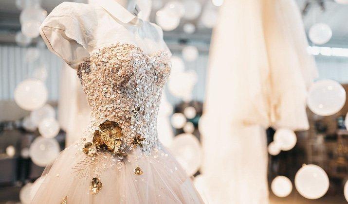 Dit zijn onze favoriete trouwjurken uit de 9e trouwbeurs
