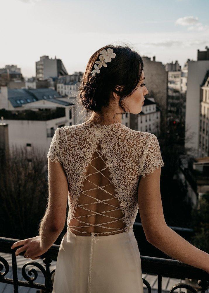 De 6 mooiste accessoires voor je bruidskapsel